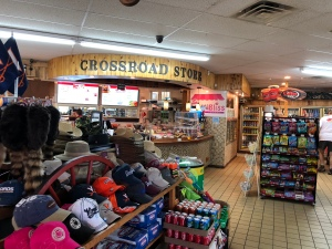 crossroad store north garden interior