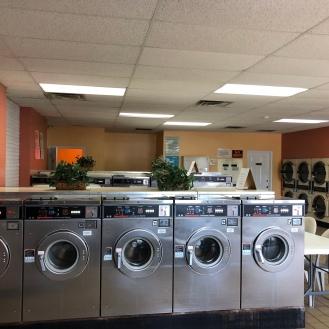 Mom's Laundromat